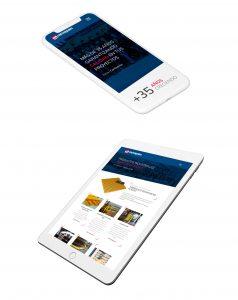 Diseño web en Arequipa para METAQUIM Ae