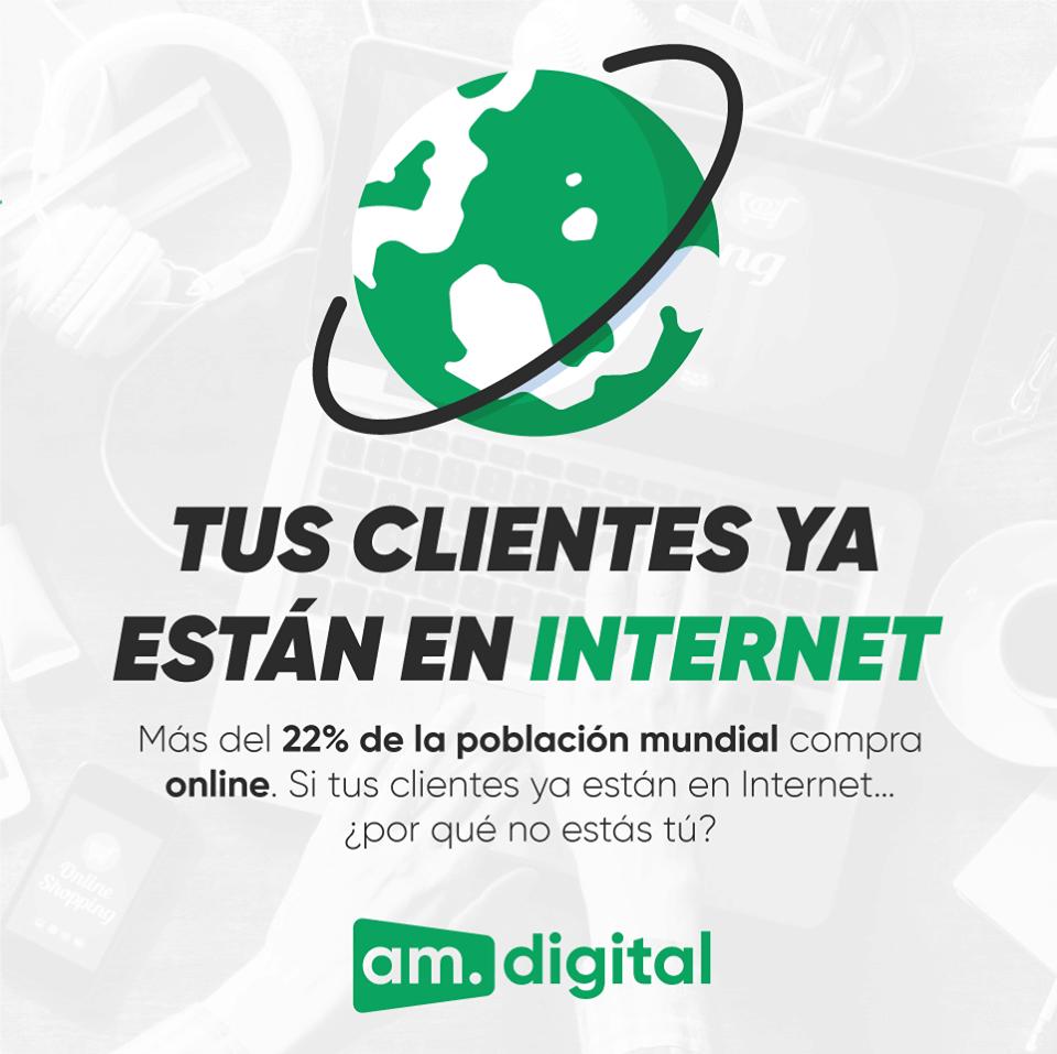 22% de La población Mundial compra en internet por tiendas virtuales y Arequipa no es la excepción.