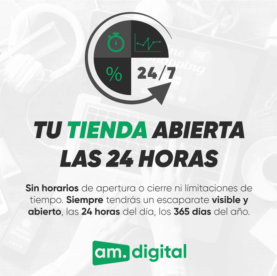 Tienda Online que vende 24 horas en Arequipa