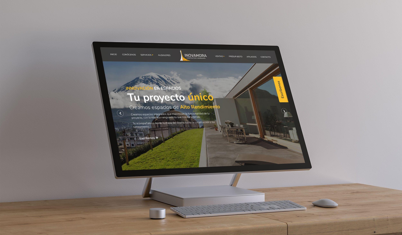 Diseño Web en Arequipa para Inmobiliarias y Constructoras