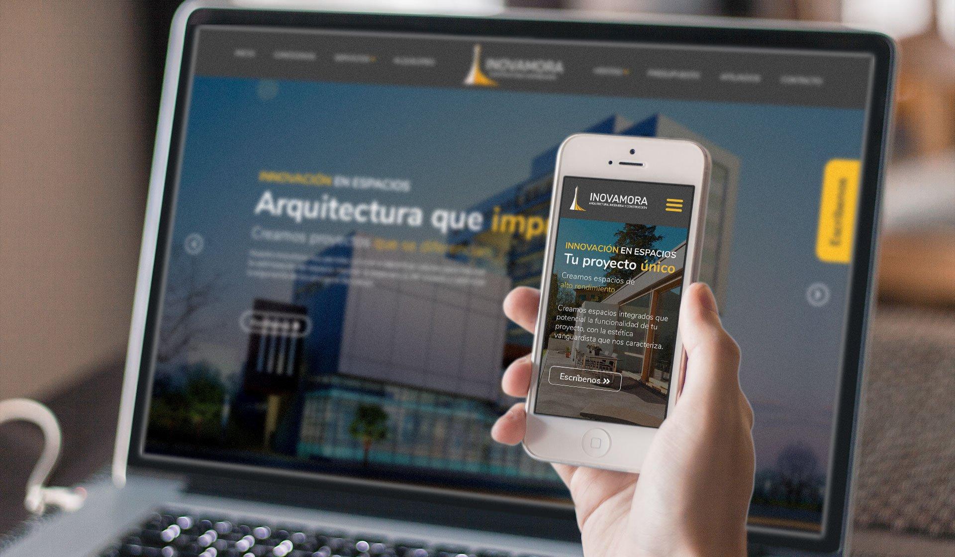 Diseño Web Responsive en Arequipa para inmobiliarias y constructoras